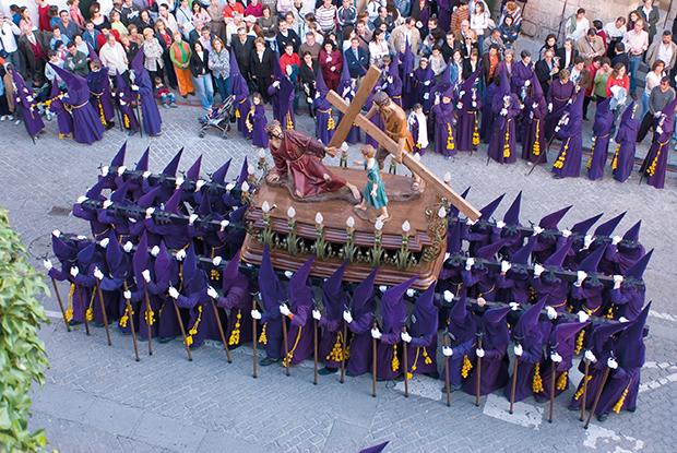 Semana Santa de Cuenca, ciudad Patrimonio de la Humanidad