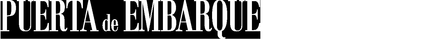 Revista Puerta de Embarque